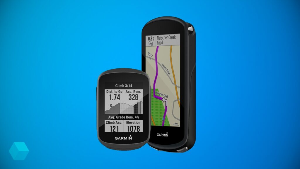 Garmin Edge 1030 Plus and Edge 130 Plus